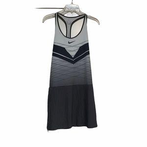 Nike Maria Pleated Tennis Dress Sz Lg
